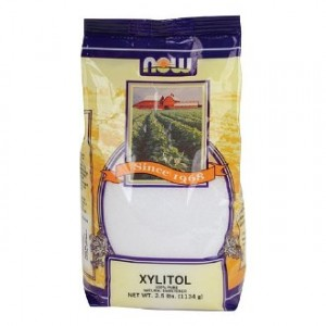 Healthy Food Recommendation - Xylitol