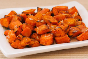 Sauteed Jamaican Sweet Potatoes